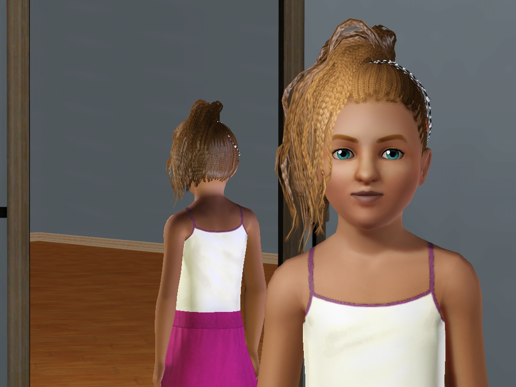 Female Child Simsvip