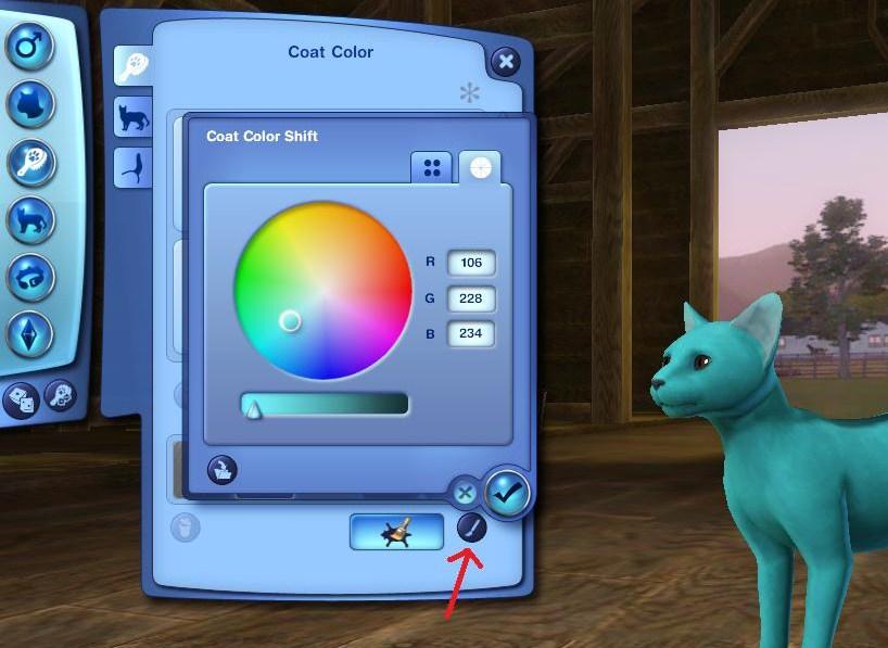 Pet Customization Cat2