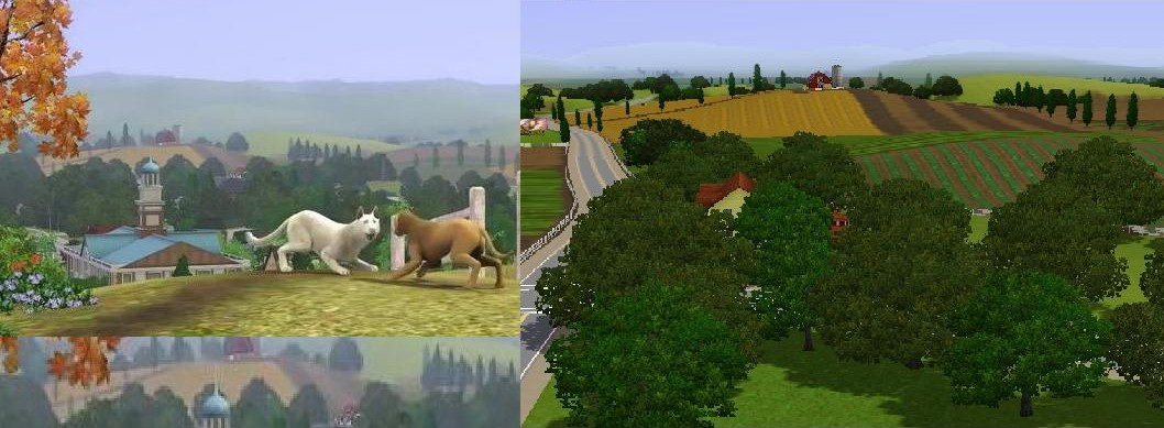Sims 3 Pets New World Confirmed Or Is It Riverview