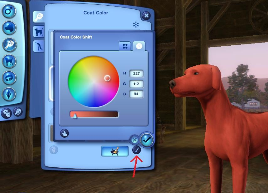 Pet Customization Dog2