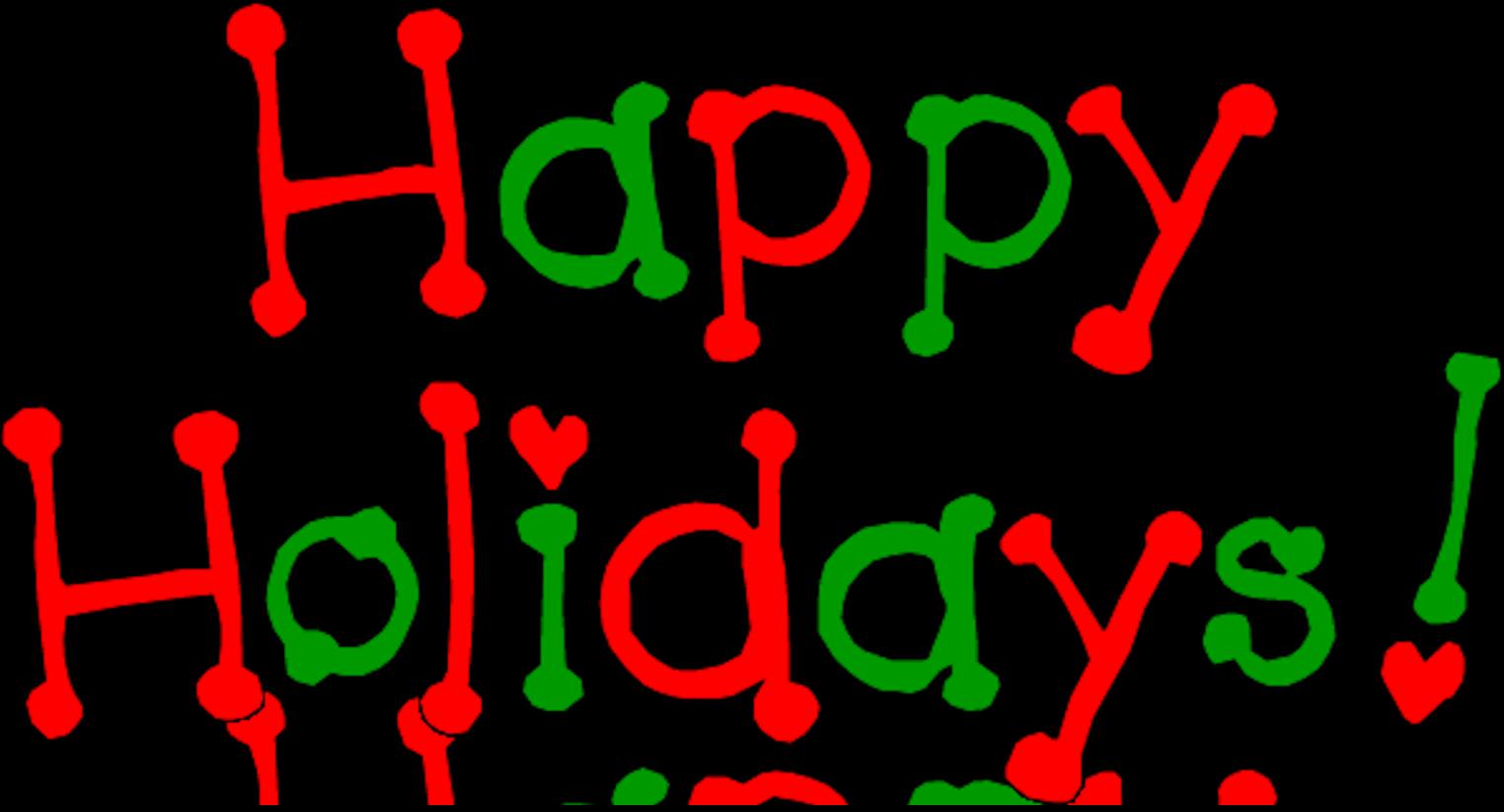 merry christmas   happy holidays from simsvip  simsvip festive season greetings clipart seasons greetings black and white clipart