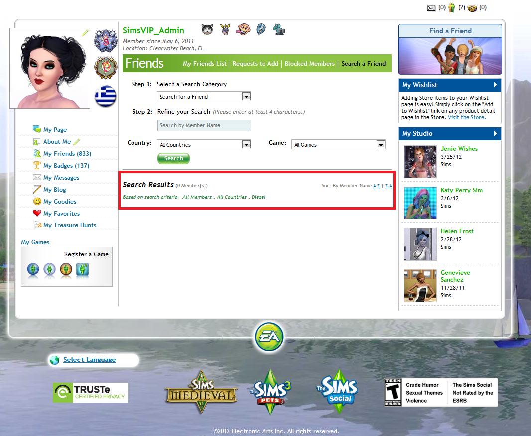Rumor: The Sims 3 Diesel Stuff Pack | SimsVIP
