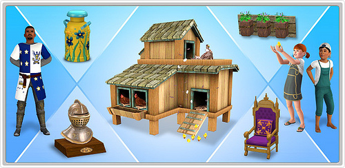 The Sims 3 Store Content Free Download