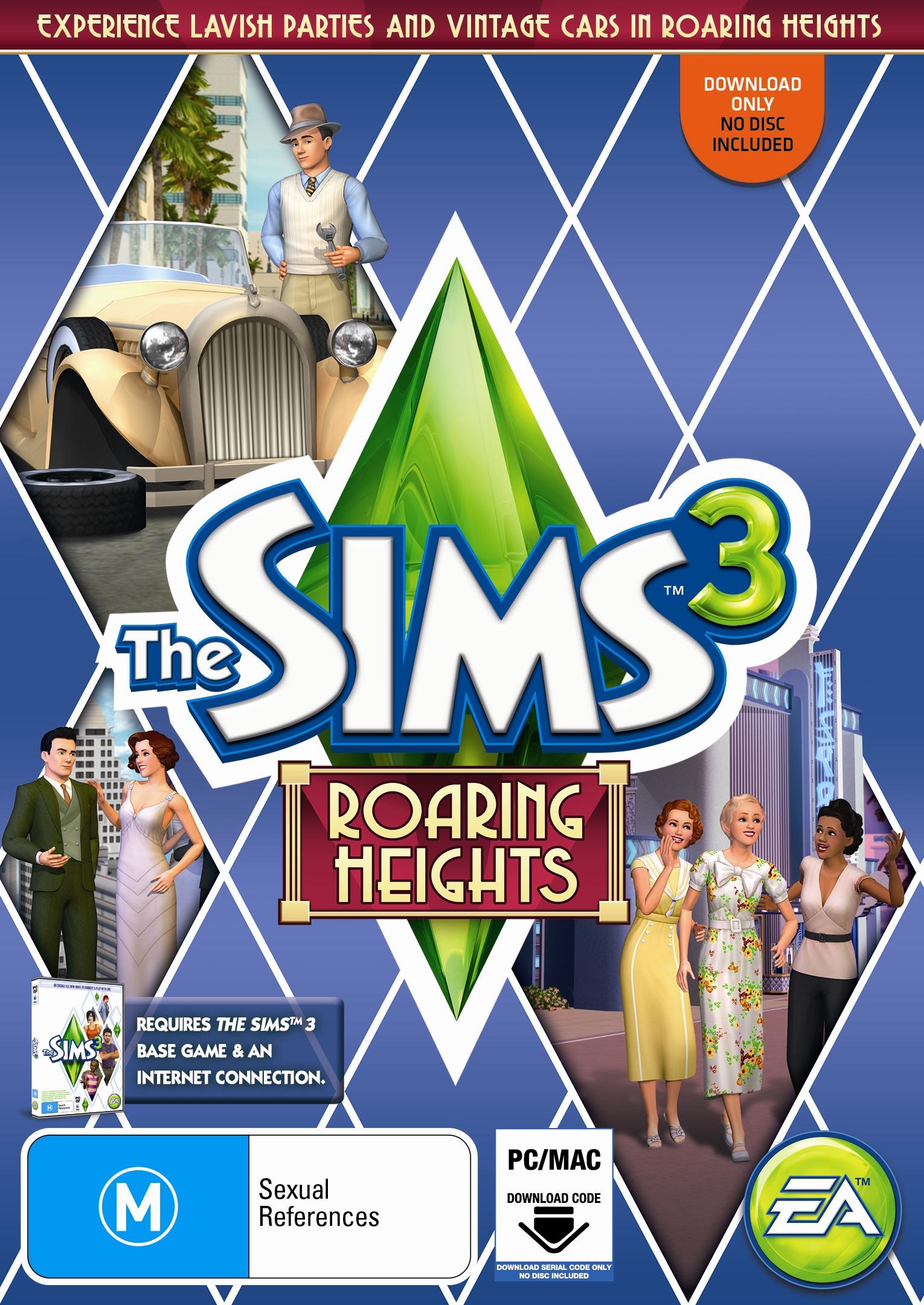 sims 3 mac download 2014