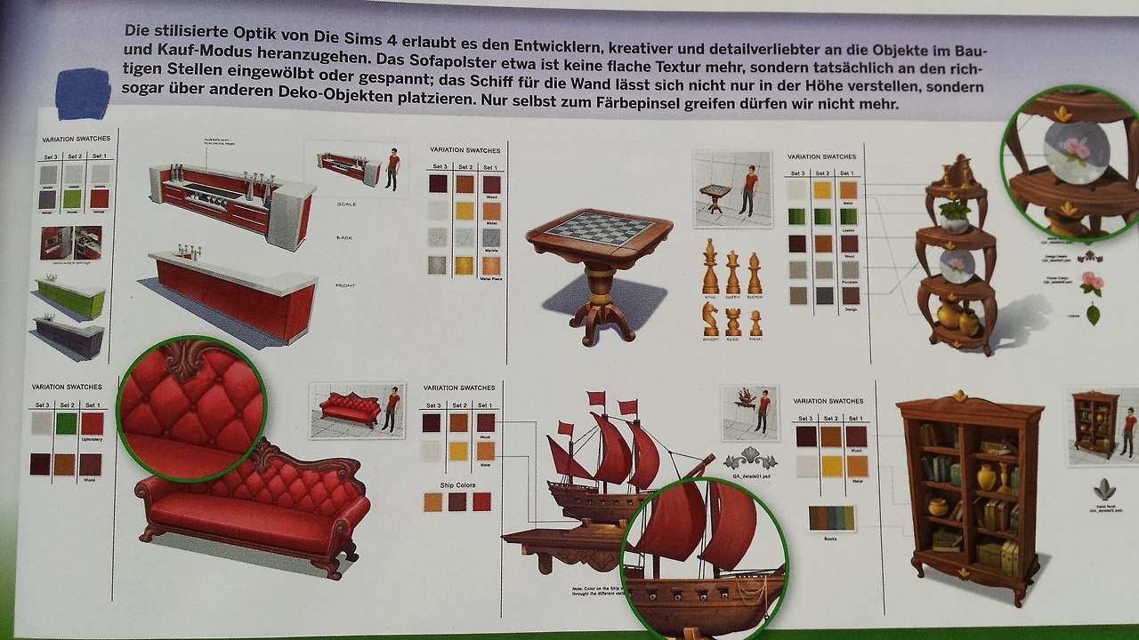 The sims 4 new concept art screens simsvip for Sims 4 meuble a telecharger