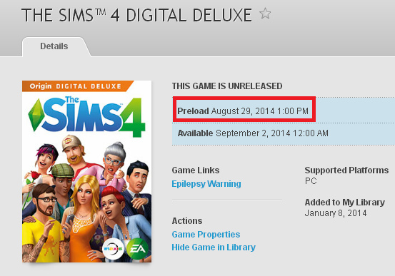 The Sims  Cats And Dogs Origin Code