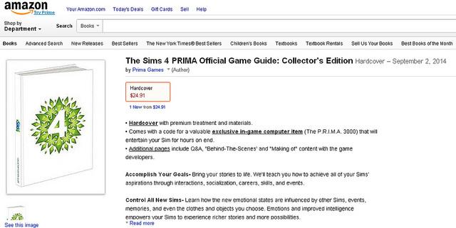 sims 4 prima guide pdf