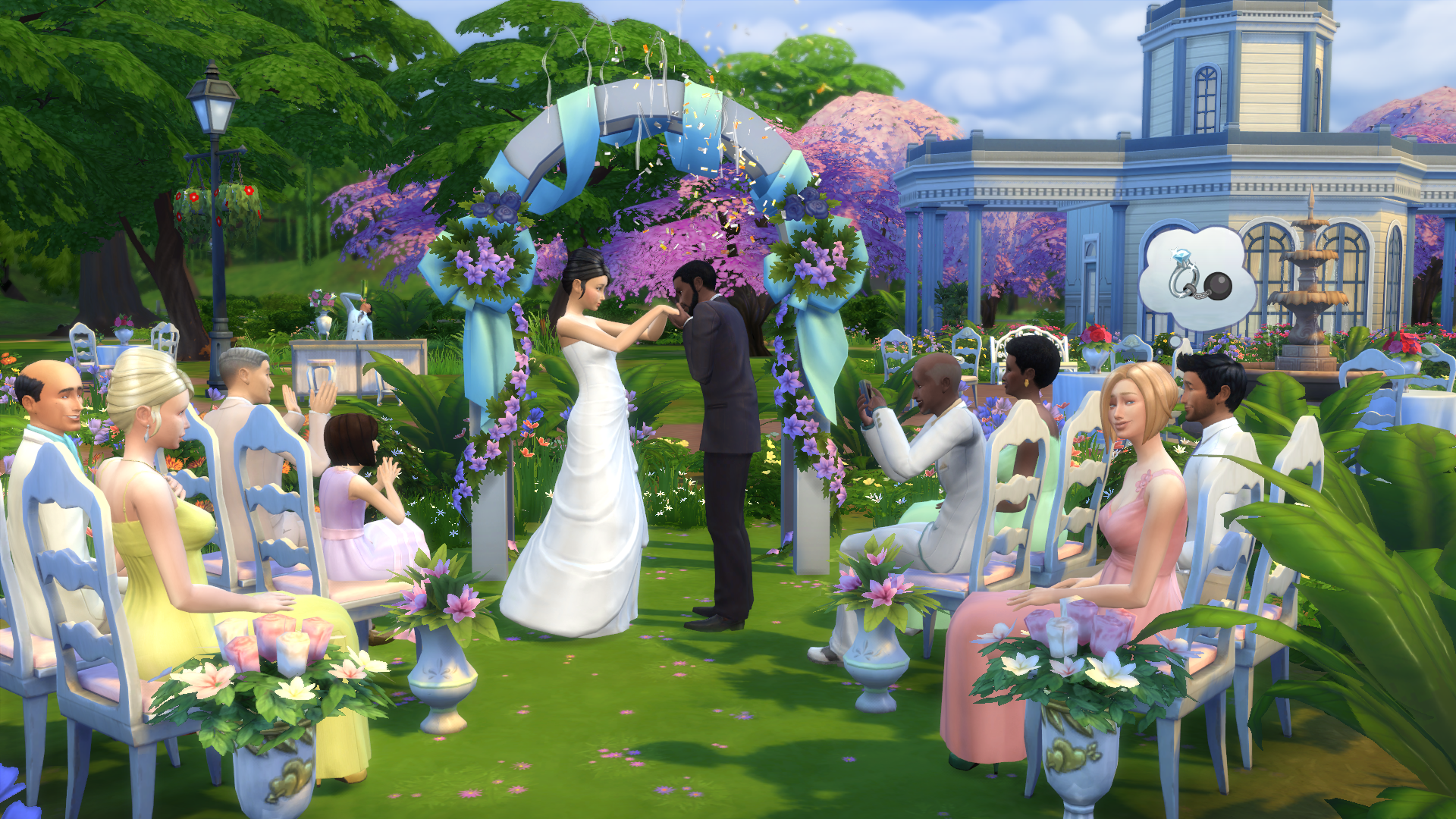 The sims 4 nine new screenshots simsvip for Sims 4 raumgestaltung