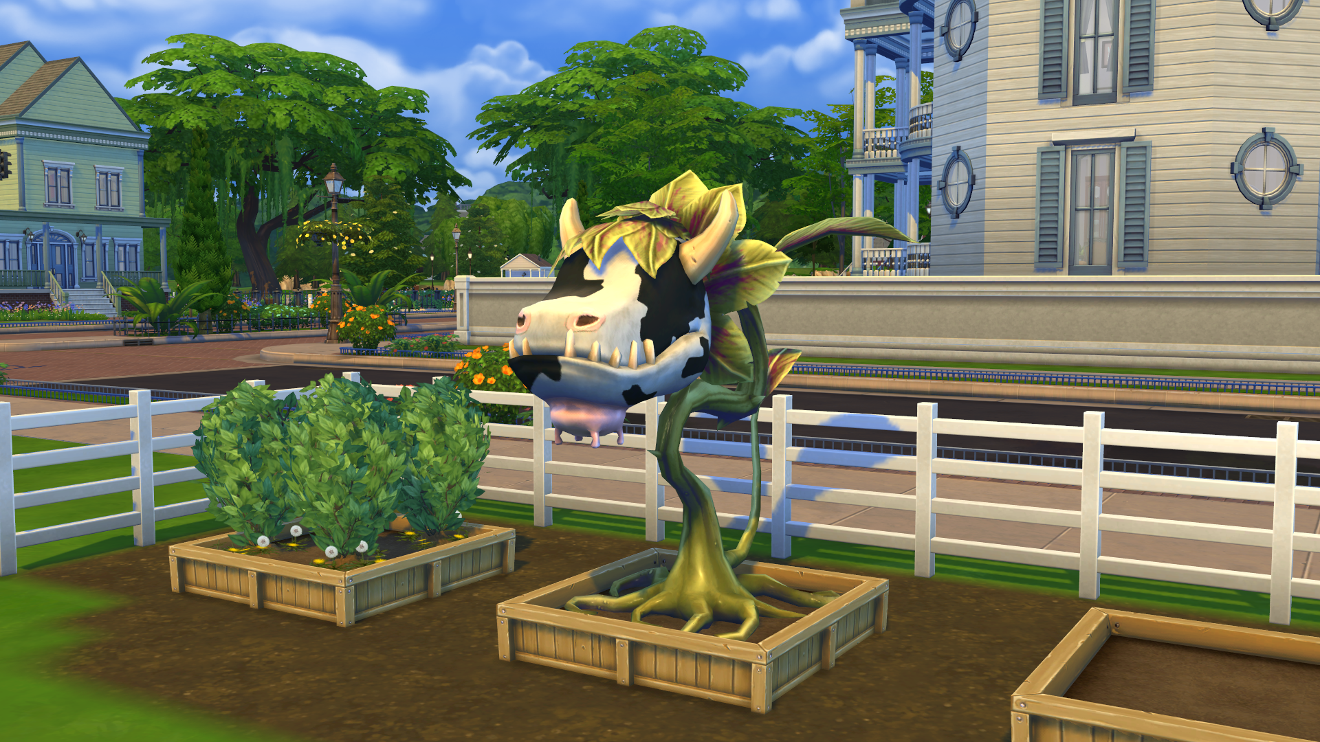 Guide How To Get a Cowplant in The Sims 32   SimsVIP
