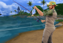 Simsvip the latest news and updates from the sims for Sims 4 fishing