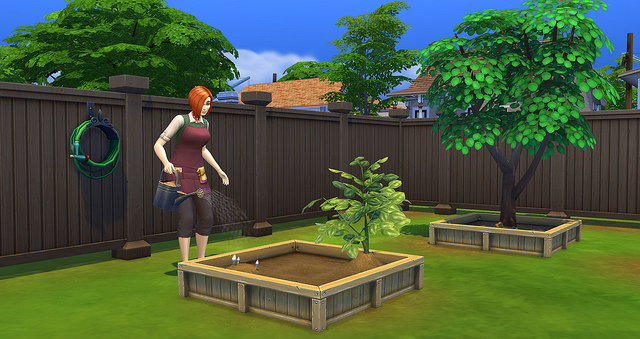Guide the sims 4 gardening skill and plant list simsvip for Indoor gardening sims 4