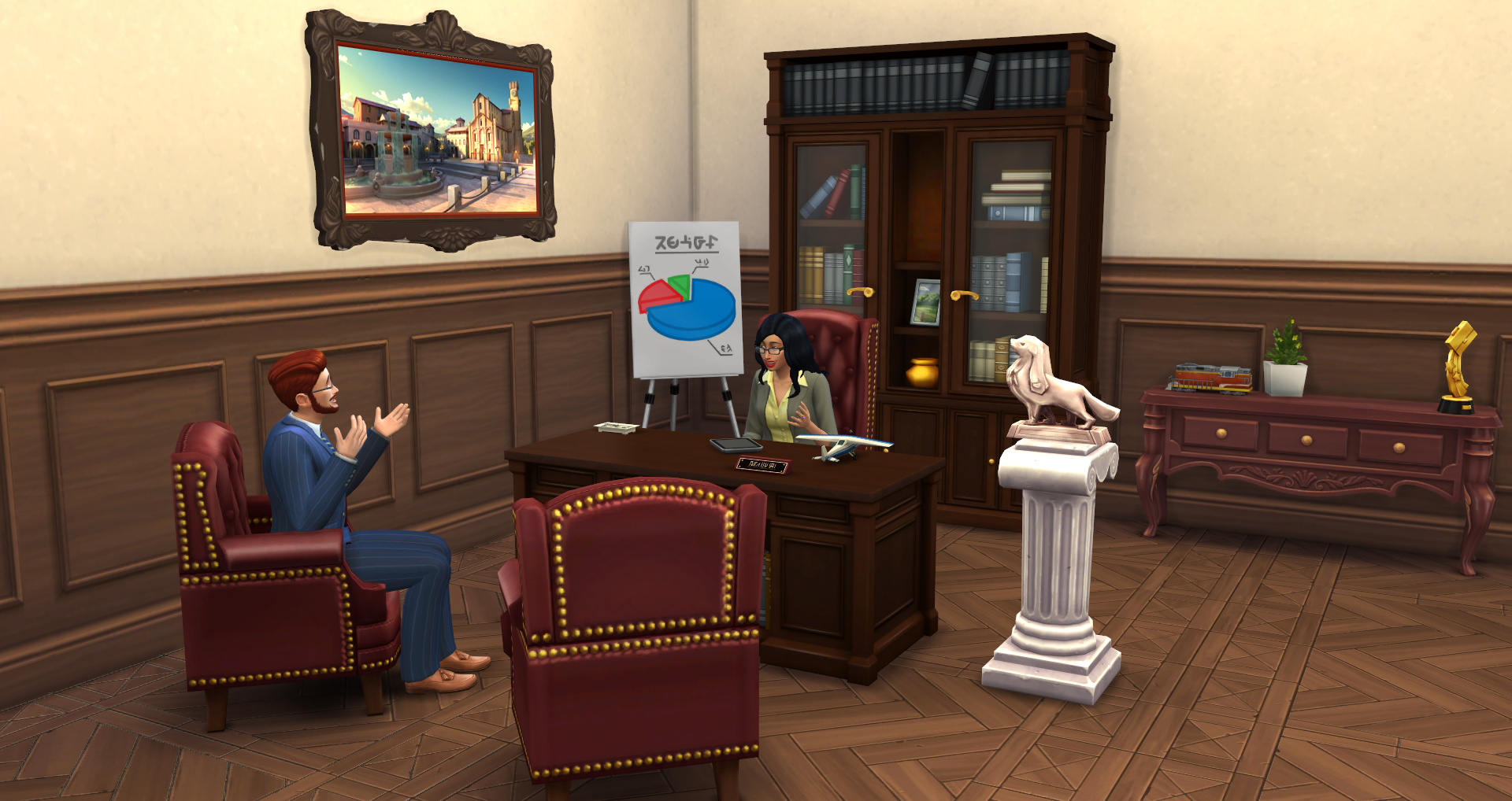 The Sims 4 Business Career Guide