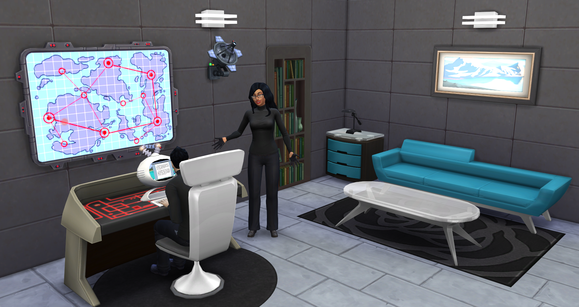 The Sims 4 Secret Agent Career Guide Simsvip
