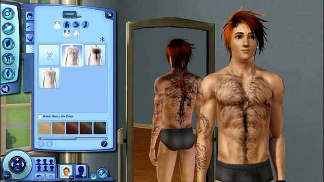Sims 3 online dating body type