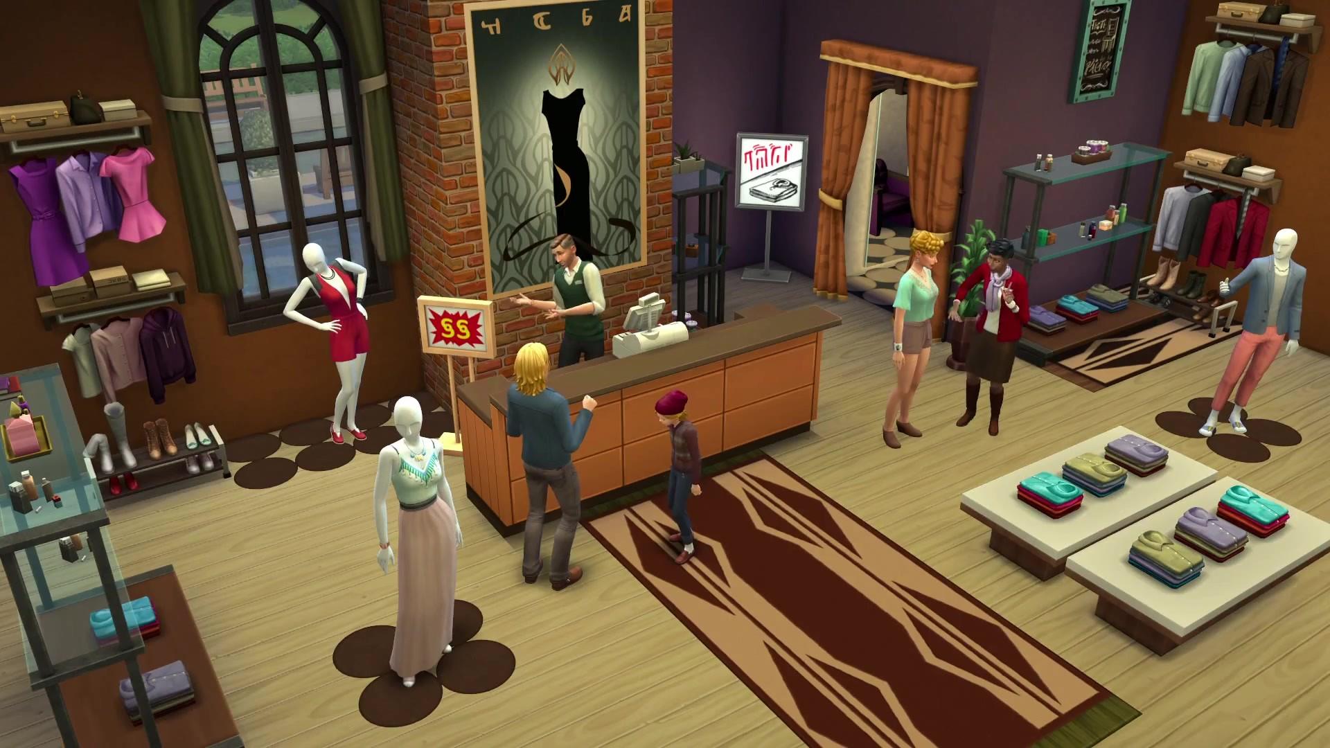 Торрент Игра Sims Бесплатно