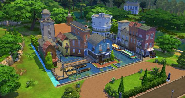 how to add custom lots to sims 4