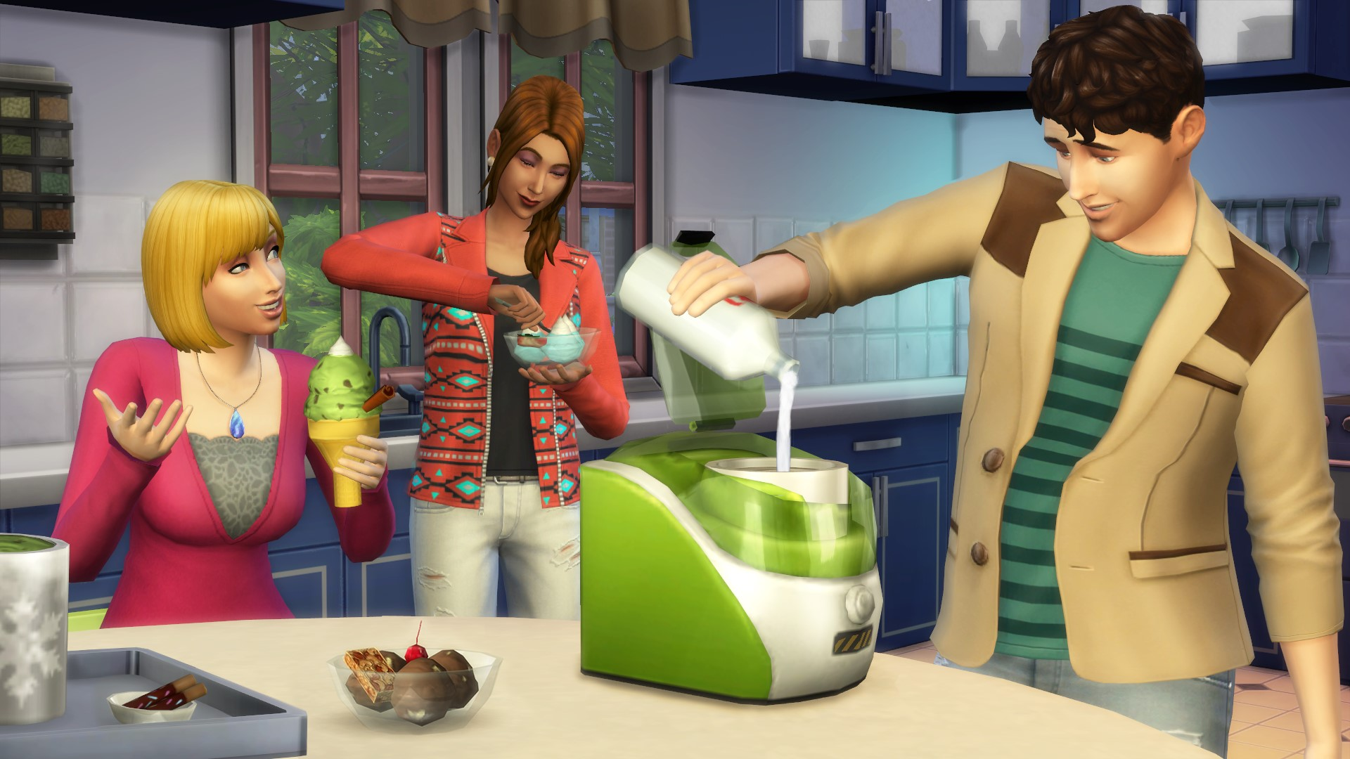 The Sims 4 Cool Kitchen Guide   SimsVIP