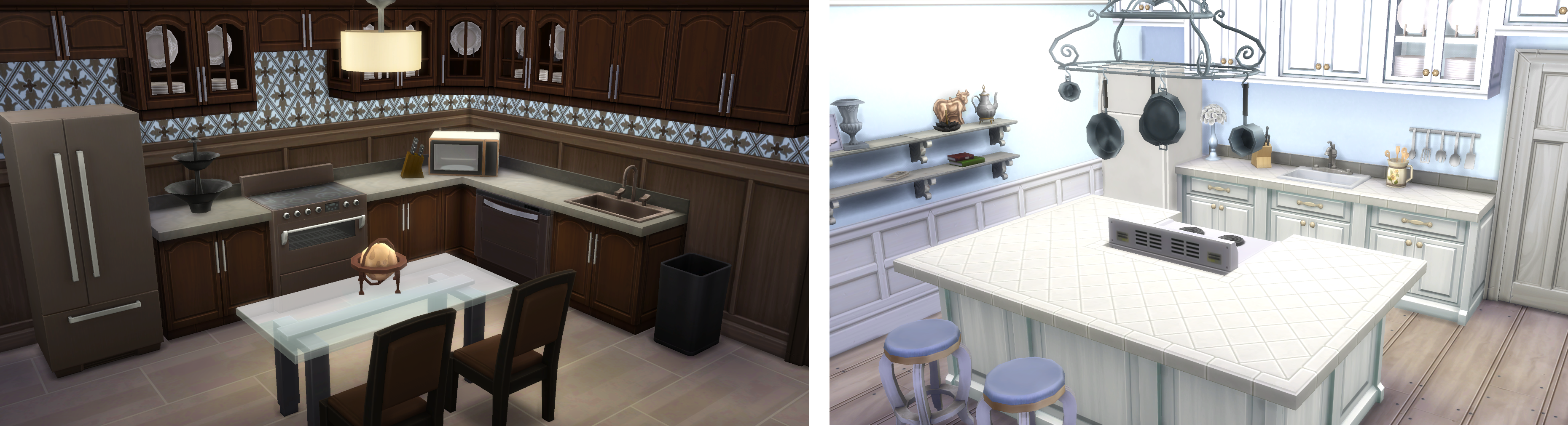 Sims Kitchen The Sims 4 Cool Kitchen Tips For A Lovely Layout Simsvip