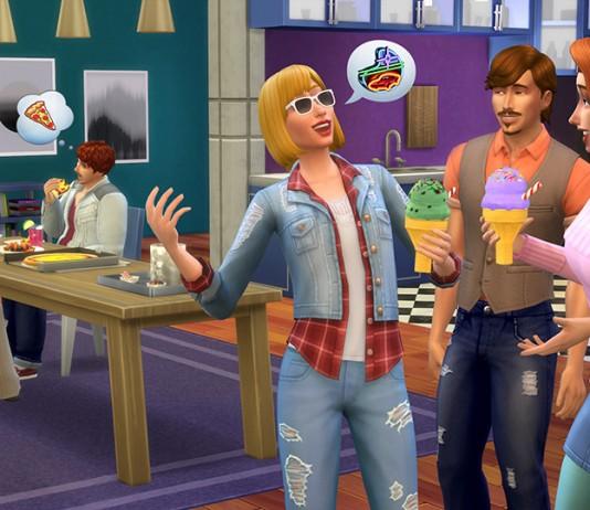 Cool Kitchen Stuff Sims: SimsVIP