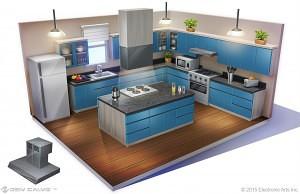 Deiv_sims4_SuburbanContempo_Kitchen