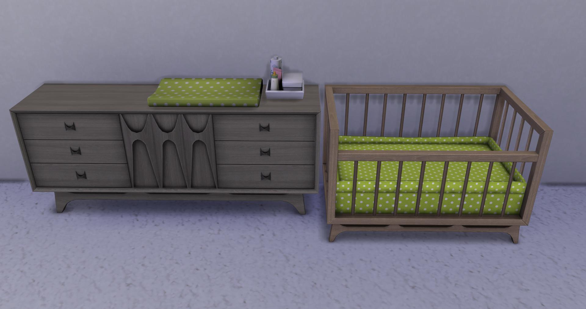 Custom Showcase: Nooboo Nursery | SimsVIP
