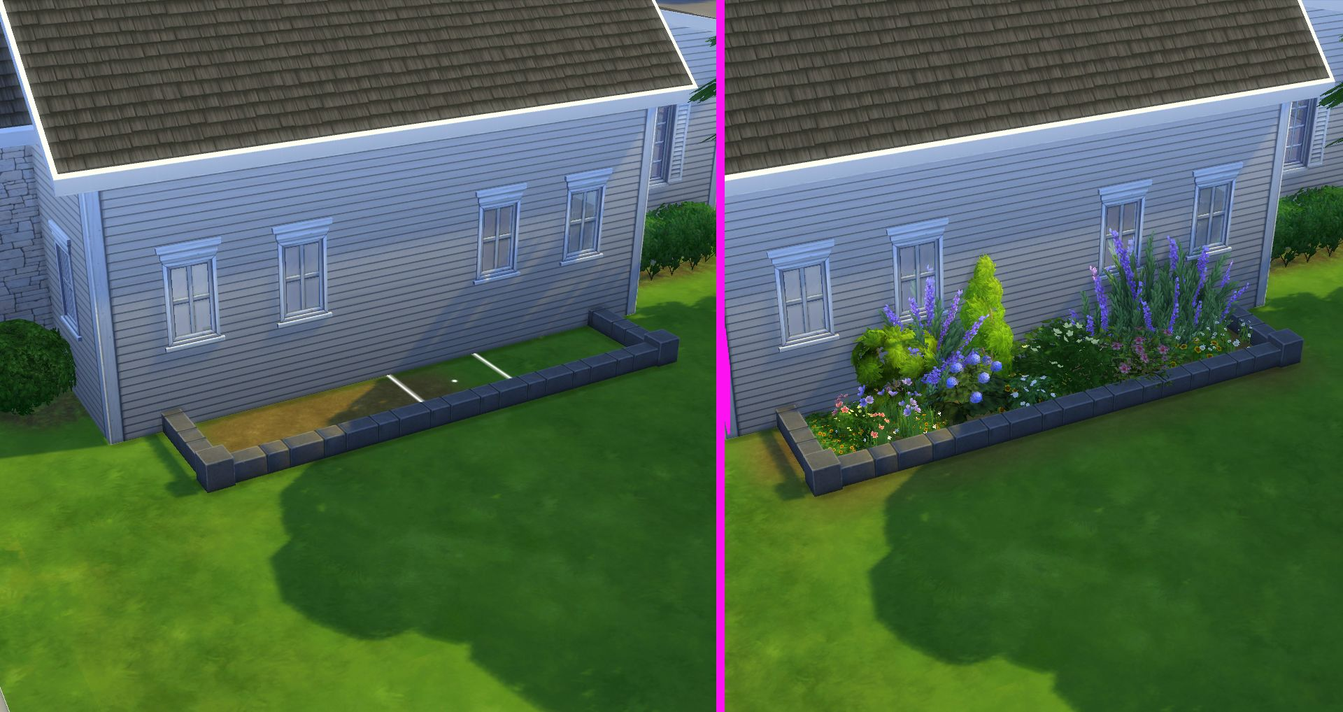 Building In Sims