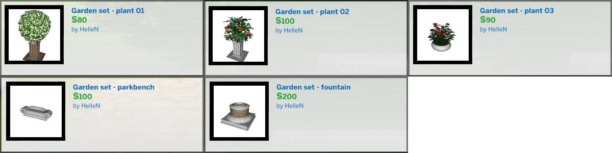 GardenSet