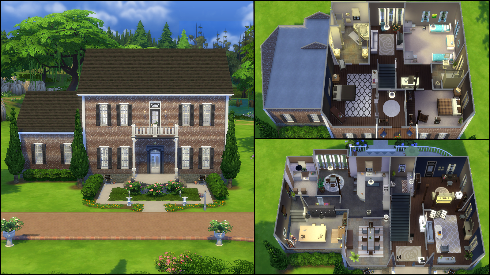 The sims 4 gallery spotlight simsvip page 3 for Home and garden room planner