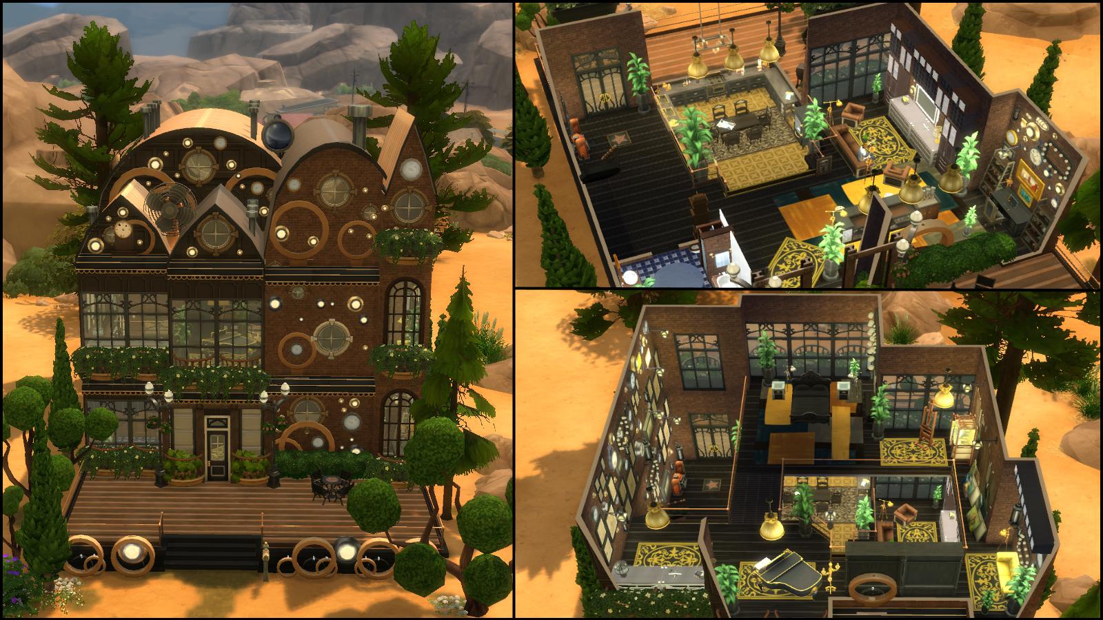 Sims 3 Mansion Floor Plans The Sims 4 Gallery Spotlight Simsvip
