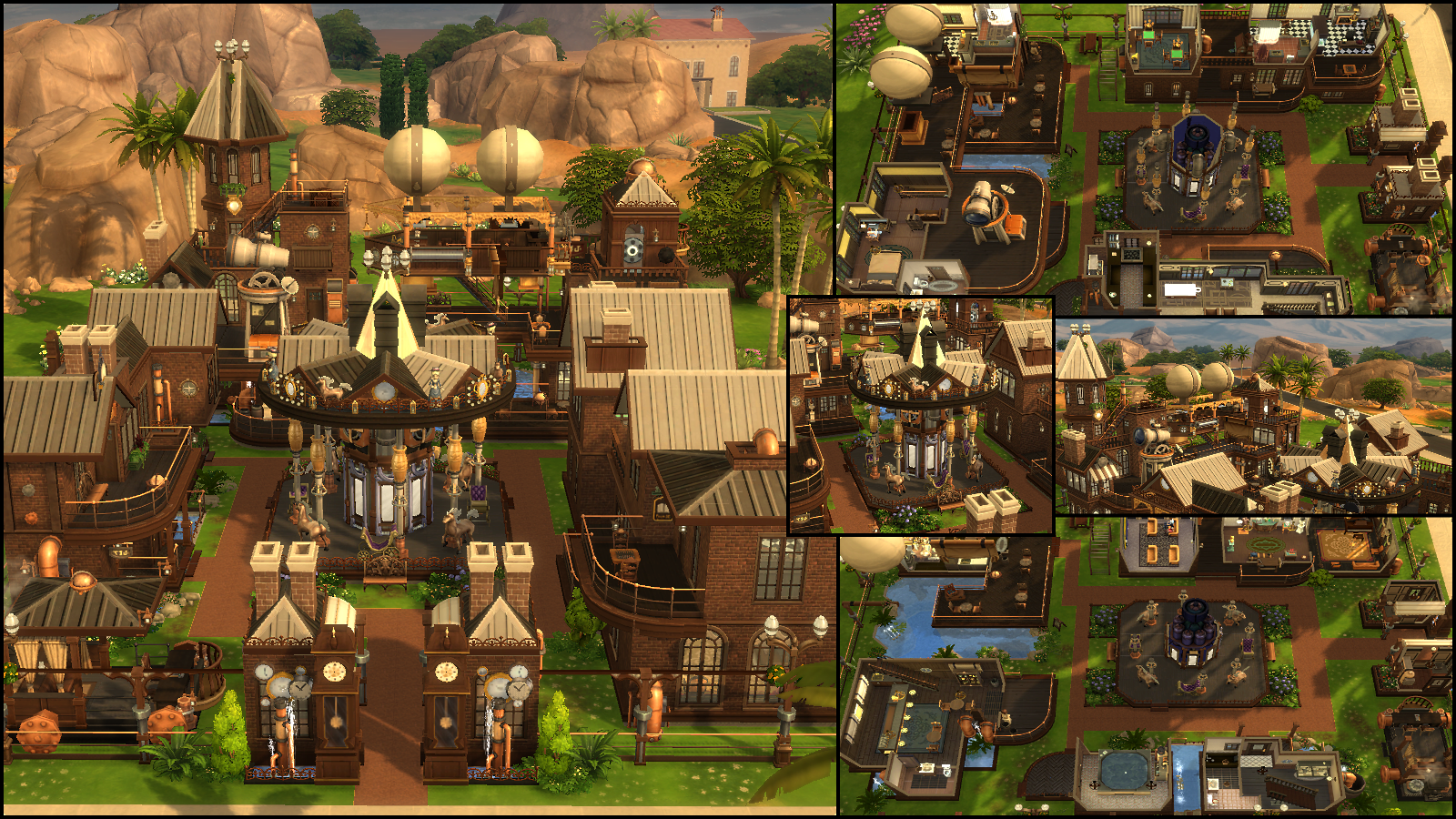 Round Kitchen Tables The Sims 4 Gallery Spotlight Simsvip