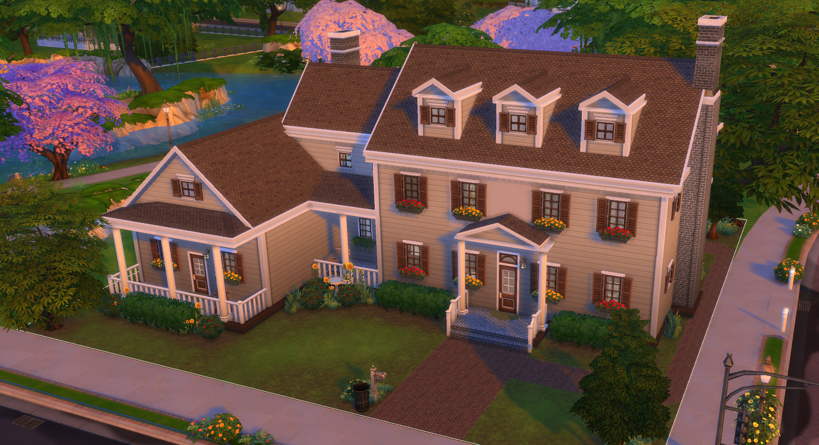 Sims  Best Expansion For Building