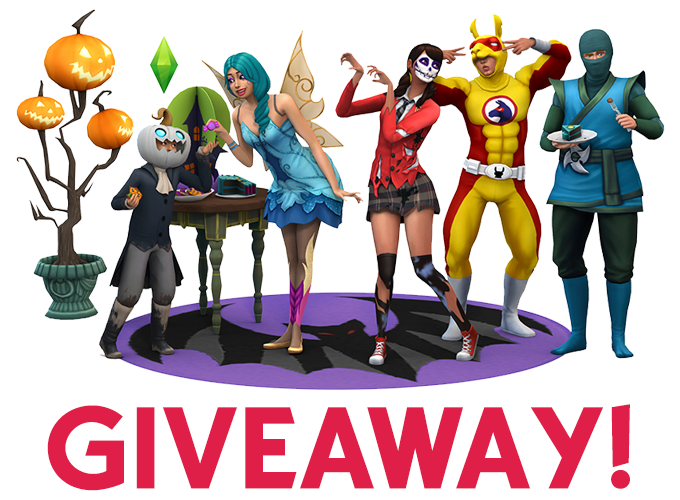 sims 4 giveaway simsvip giveaway win the sims 4 spooky stuff simsvip 4910