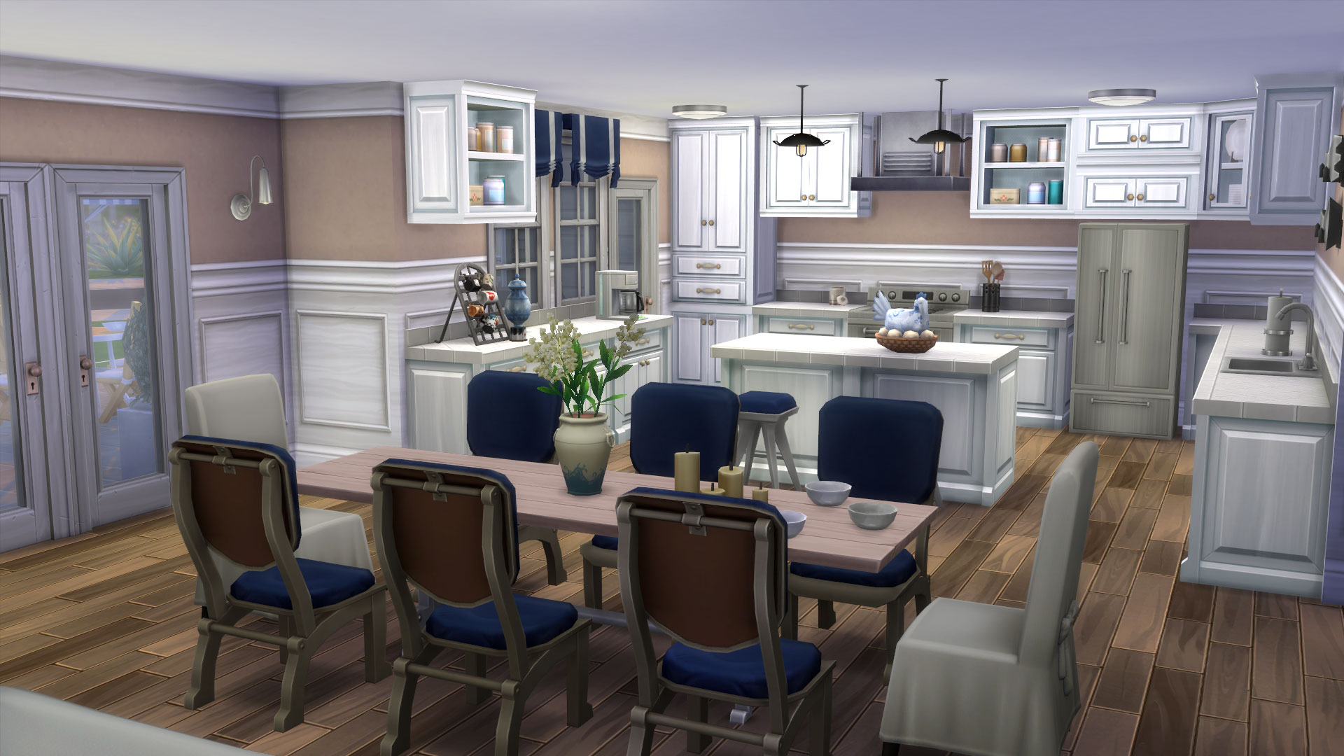 Sims Kitchen The Sims 4 Community Blog Ruthless Kk On Amazing Kitchens Simsvip