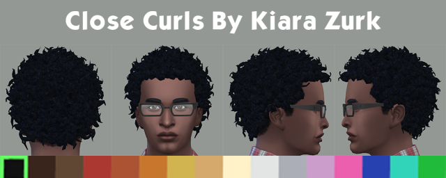 Close Curls
