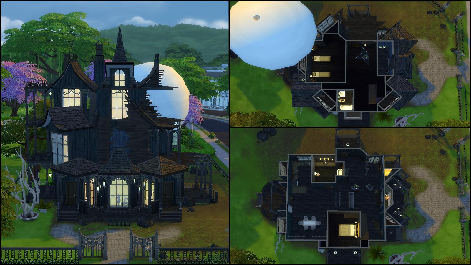 The Sims 4 Gallery Spotlight 9 on 2 Bedroom Open Floor Plan