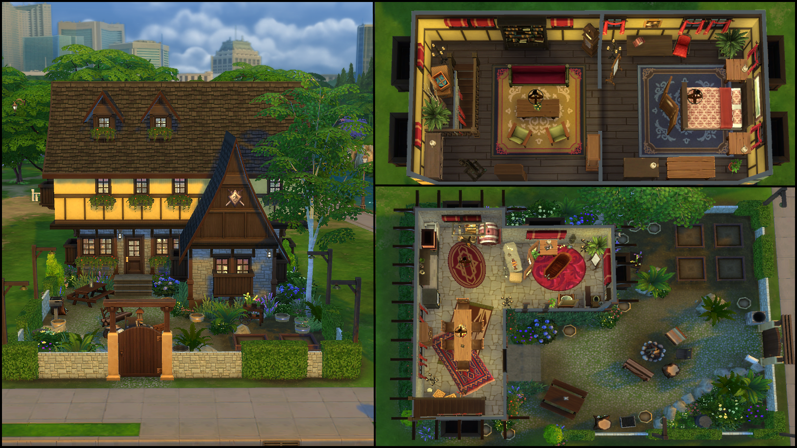 sims 4 downloads content medieval