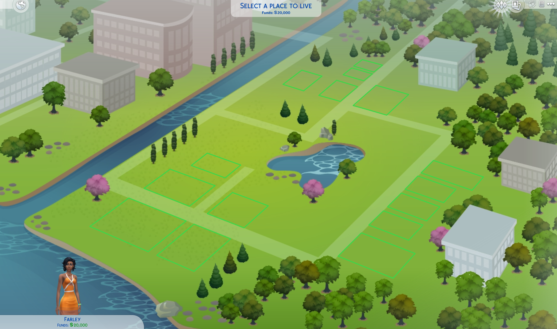 sims 4 how to change lot type