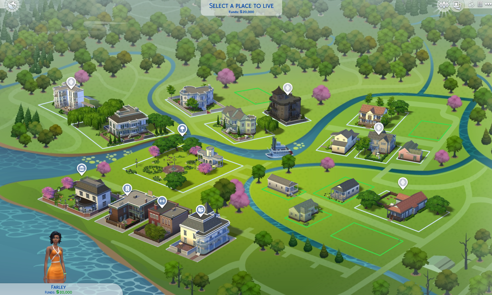 The Sims  Travel In The City Pc