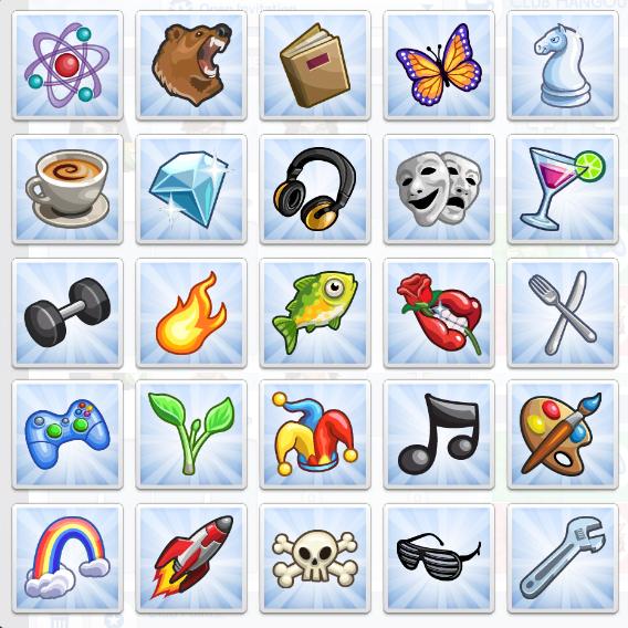Club Icons