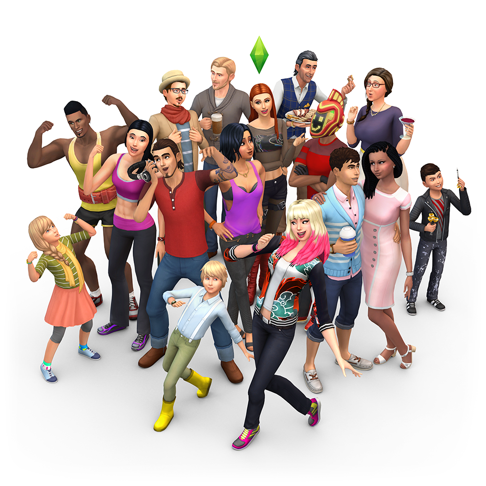 The Sims 4 Get Together: New Game Render | SimsVIP