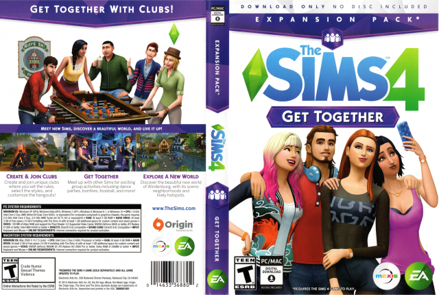 Get Together Box Art