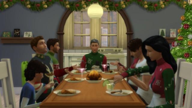 christmas omp 1