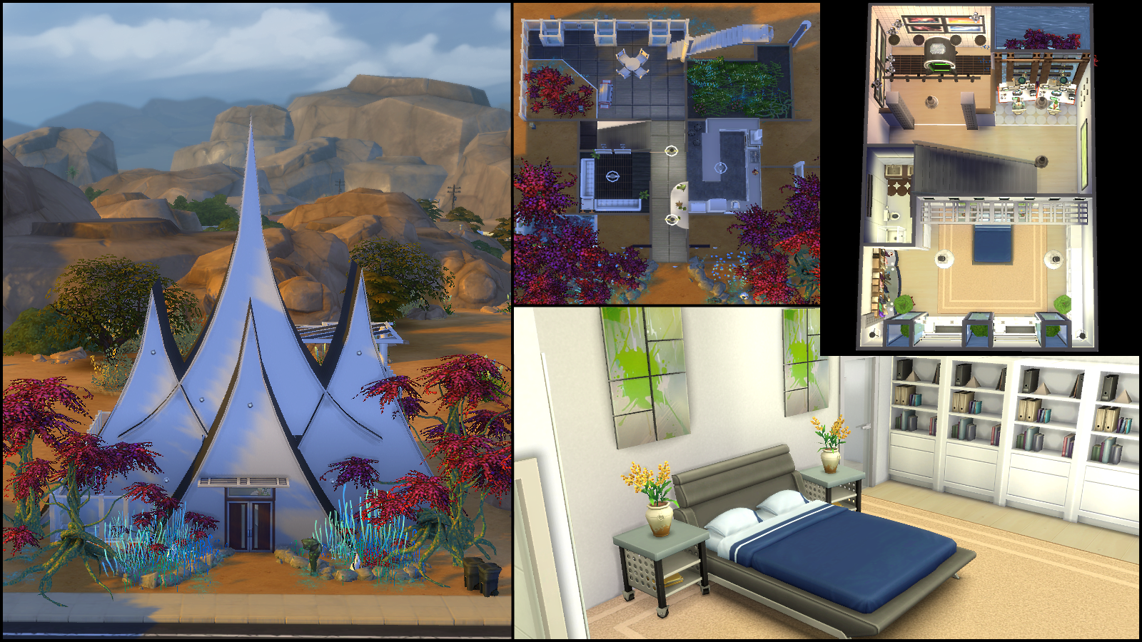 The Sims 4 Gallery Spotlight SimsVIP : Alien from simsvip.com size 1600 x 900 png 3033kB