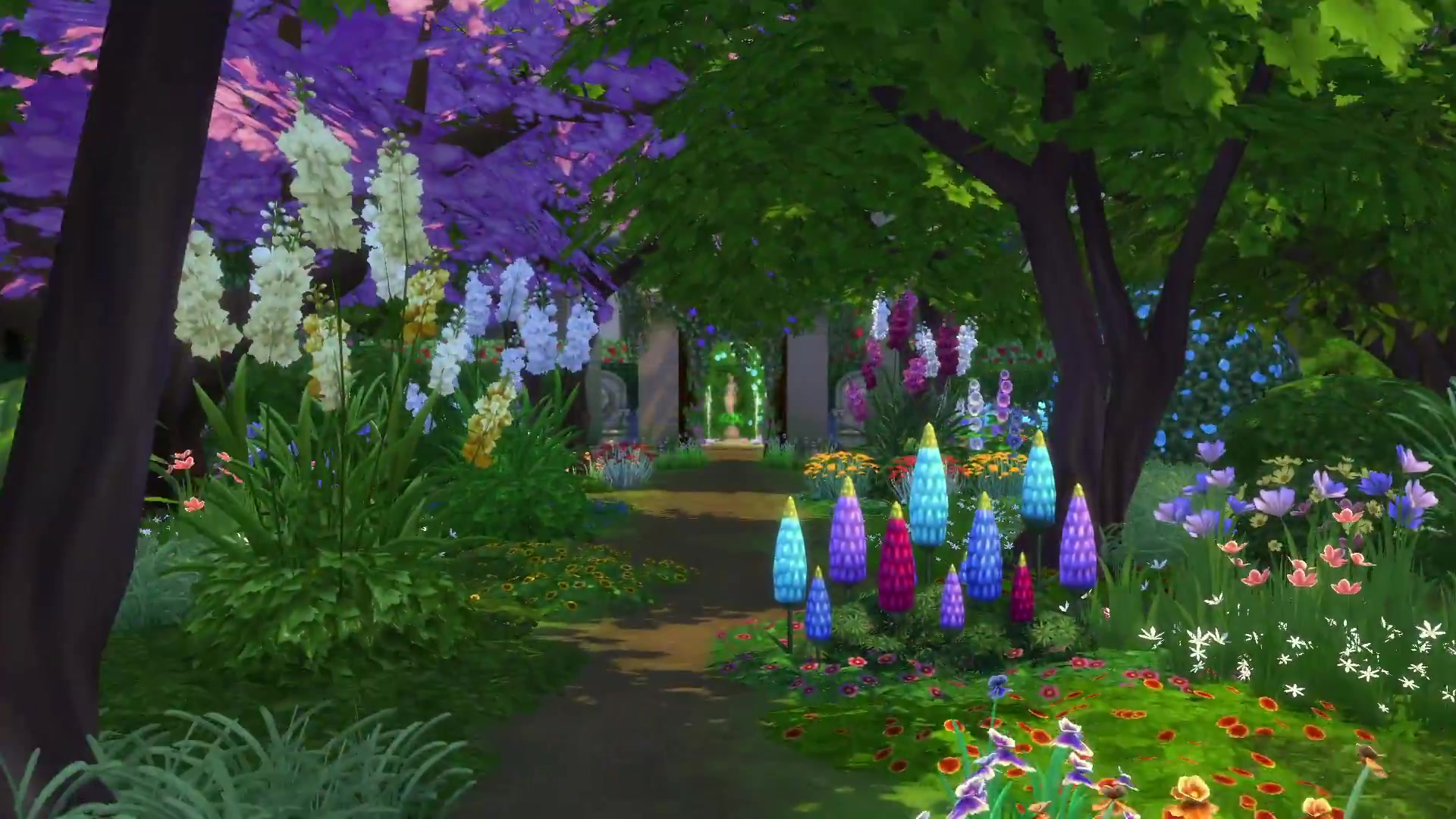Romantic garden stuff pack picture thread the sims forums for Indoor gardening sims 4