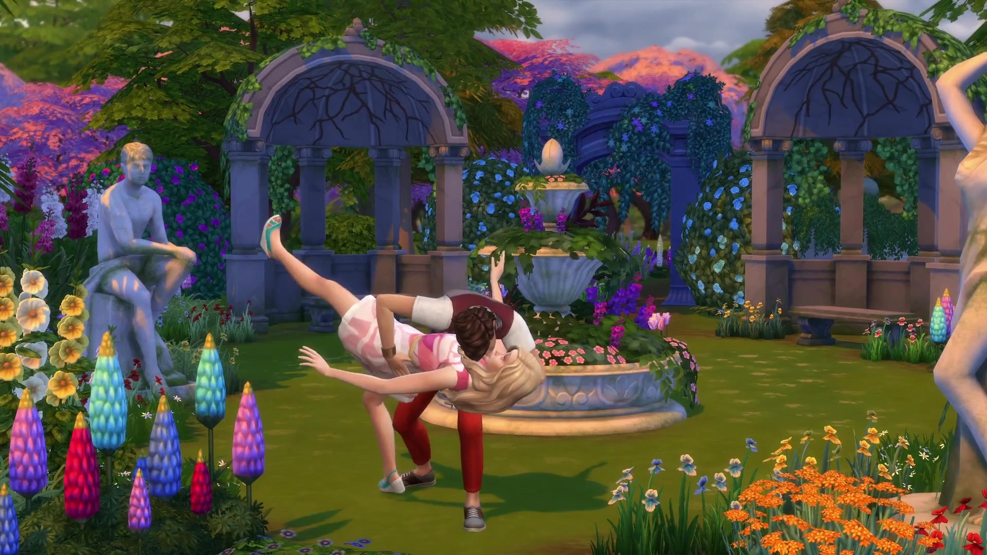 Romantic Garden Stuff! - Page 8 — The Sims Forums