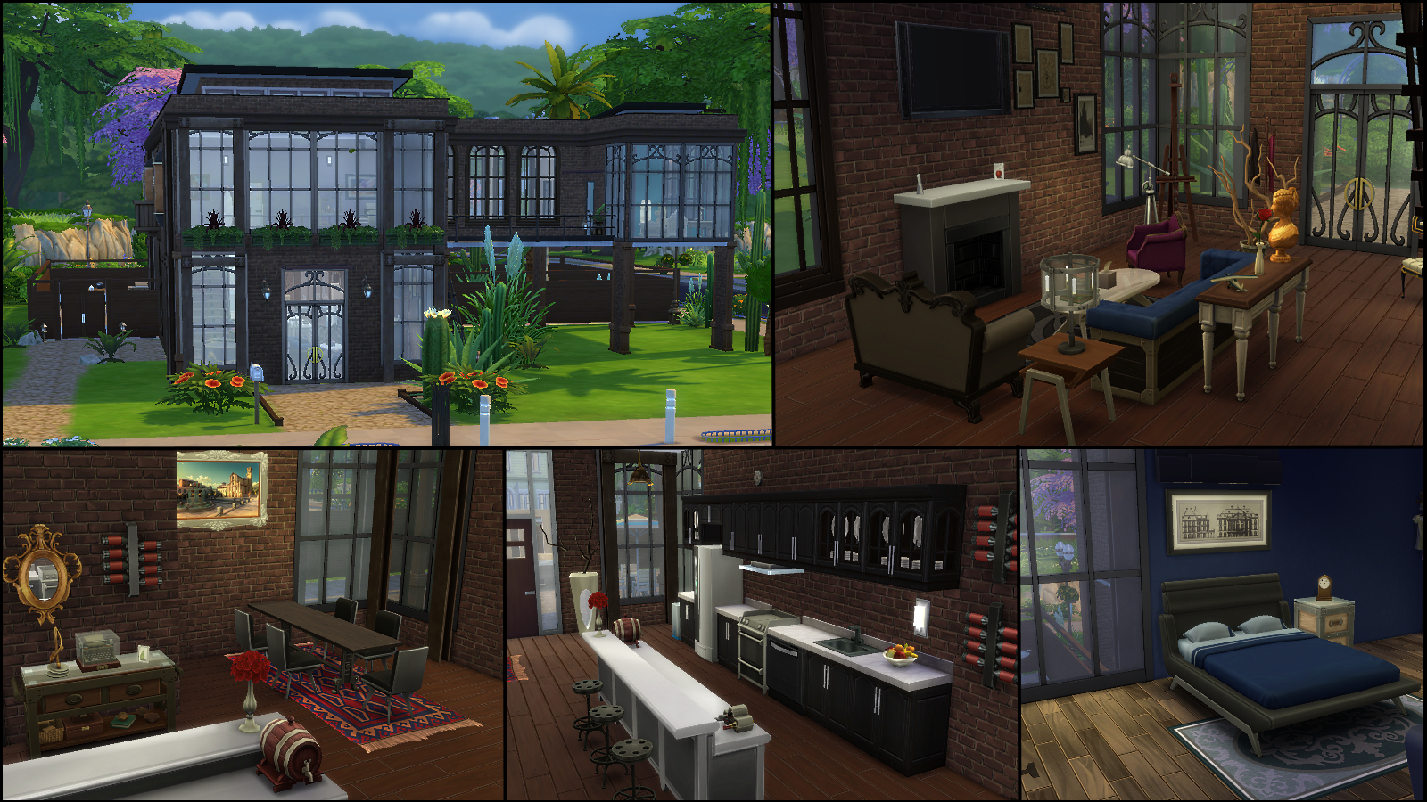 The Sims 4 Gallery Spotlight Simsvip