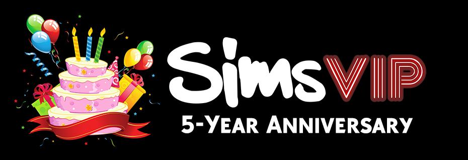 SimsVIP 5