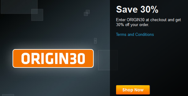 We have 4 Origin coupons for you to choose from including 4 sales. Most popular now: Enjoy Free Games Download. Latest offer: Enjoy Free Games Download.
