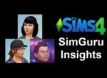 SimGuruPizza SimGuruGraham SimGuruNick The Sims 4