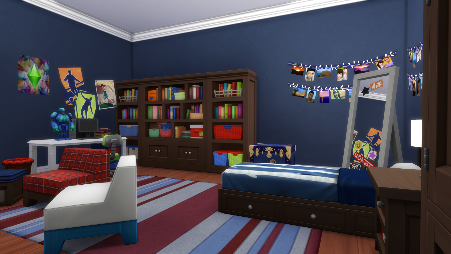 The Sims 4 Kids Room Stuff Review Simsvip